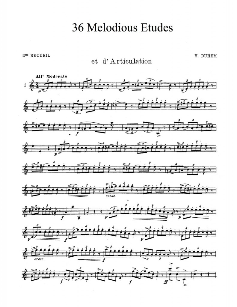 Complete Melodious Etudes