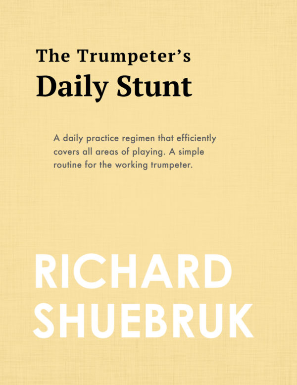 The Trumpeter's Daily Stunt