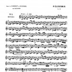 Clodomir, Ecole Modern 3 Vingt Etudes Mignonnes 2