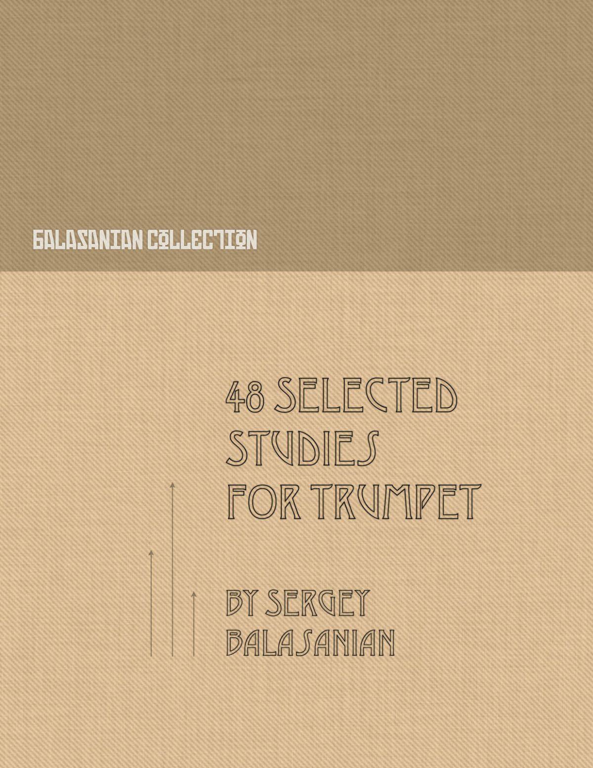 Balasanian, 48 Selected Studies