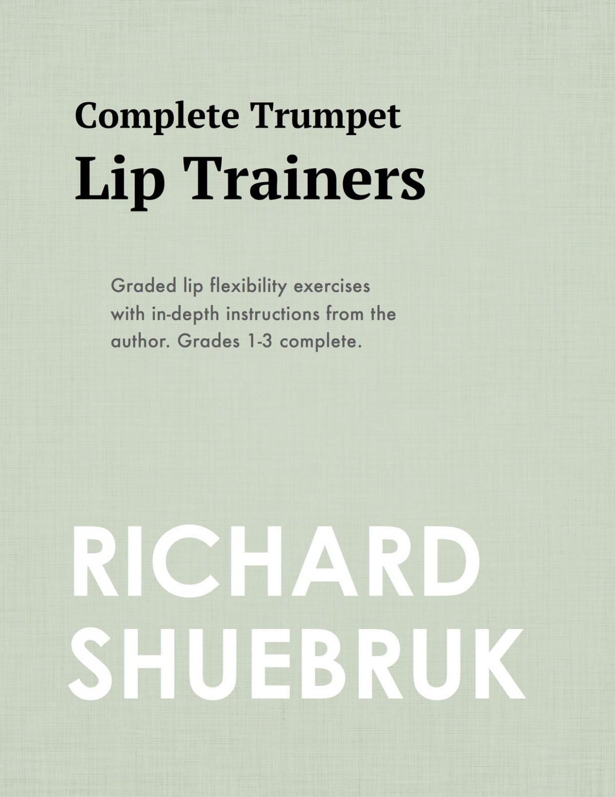 Shuebruk, Lip Trainers for Trumpet-p01