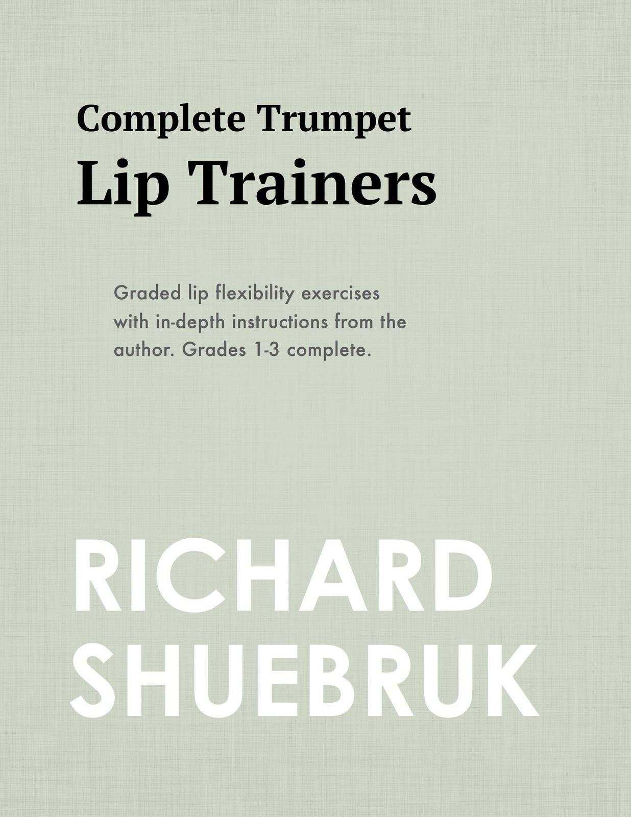 Shuebruk, Lip Trainers for Trumpet-p01