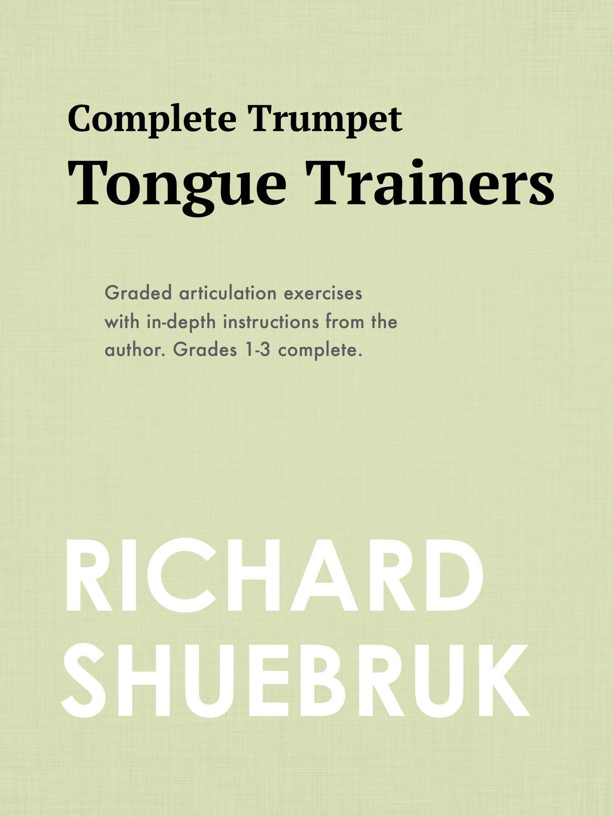Shuebruk, Tongue Trainers for Trumpet-p01