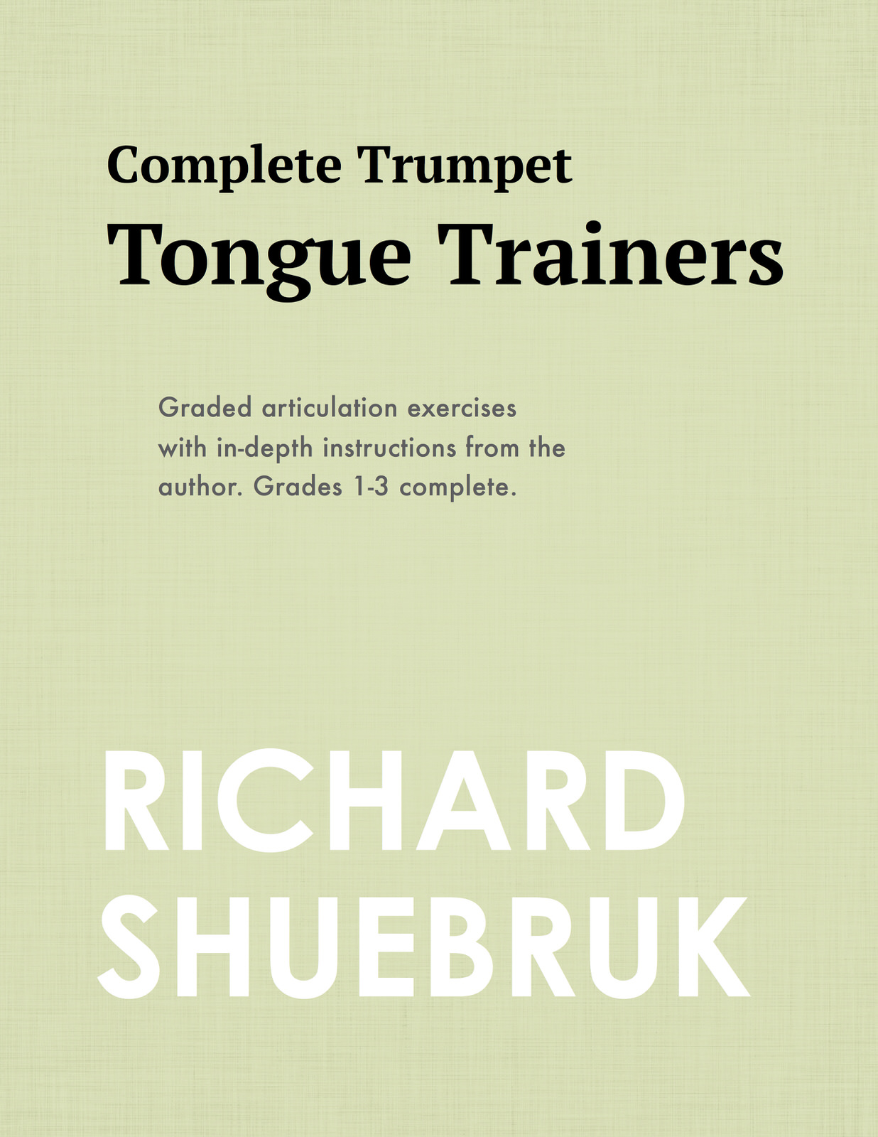 Shuebruk, Tongue Trainers for Trumpet-p01
