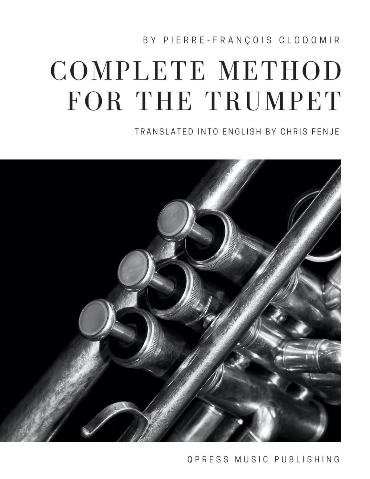 Clodomir, Complete Method for Trumpet or Cornet-p001