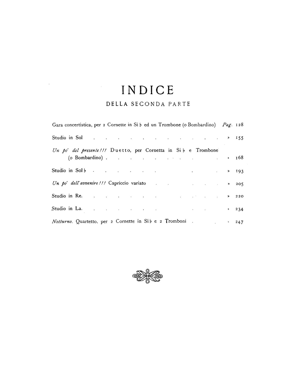 Gatti, La Scuola Di Perfezionamento Complete, Piano Score-1