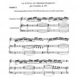 Gatti, La Scuola Di Perfezionamento Vol 1, Piano Score 4
