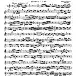 Paudert, Six Duets Trumpet 1
