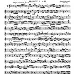 Paudert, Six Duets Trumpet 2