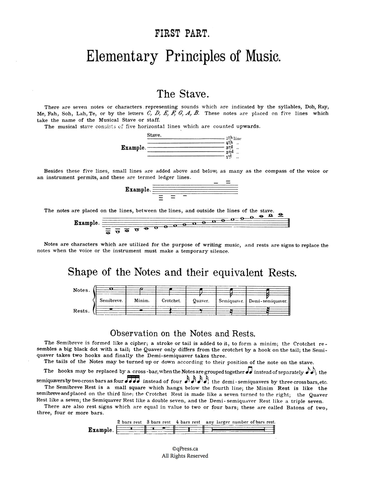 Cassinus, Progressive Method for the Cornet 4