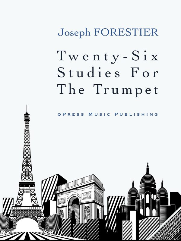 Forestier, 26 Studies for Trumpet