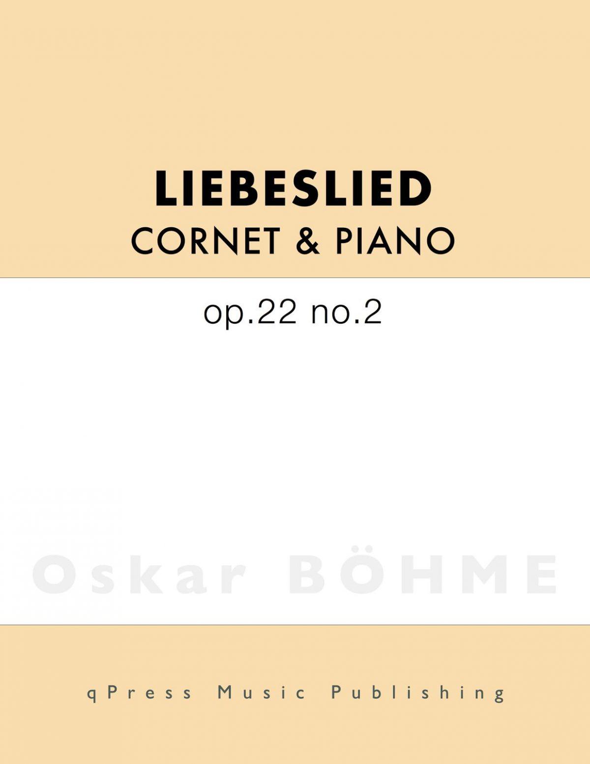 Bohme, Liebeslied-p1