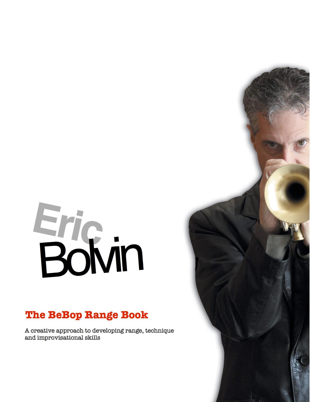 Bolvin, The BeBop Range Book
