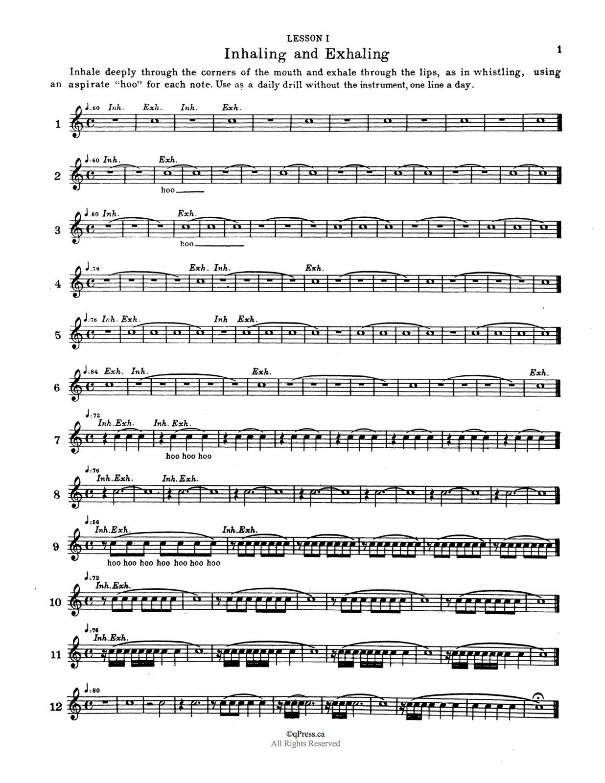 Eby, Walter Scientific Method for Trumpet Volume 1 4