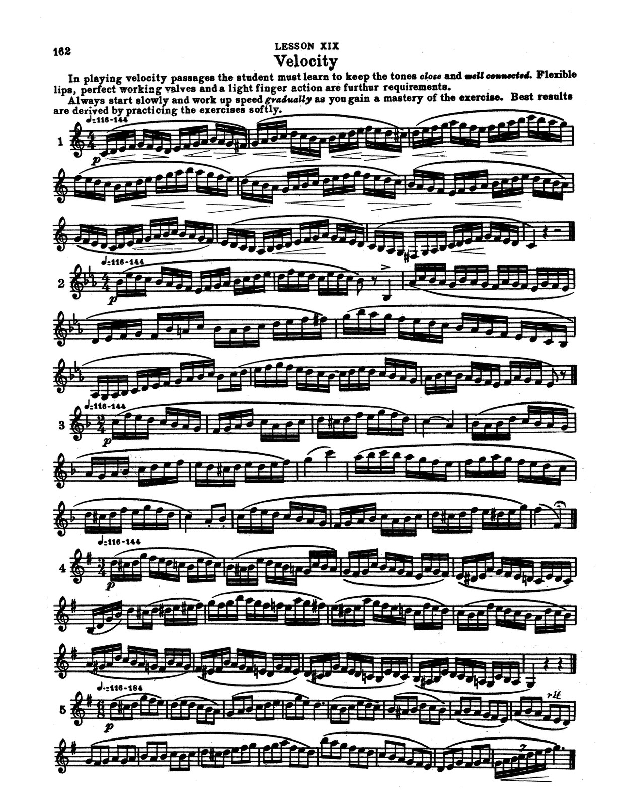 Eby, Walter Scientific Method for Trumpet Volume 3 4