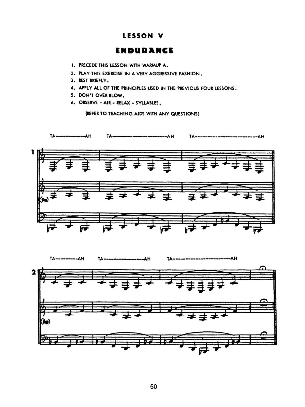 Maggio, System For Brass 5