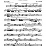 Staigers, Carnival of Venice (Solo & Piano) 2