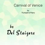 Staigers, Carnival of Venice (Solo & Piano) Cover