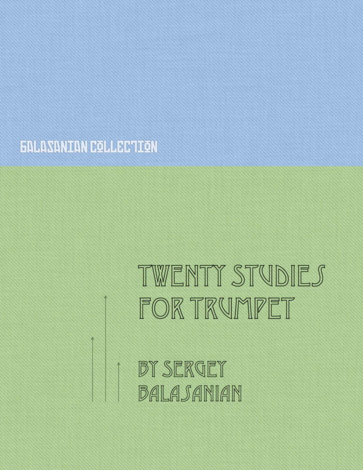 Balasanian, 20 Studies