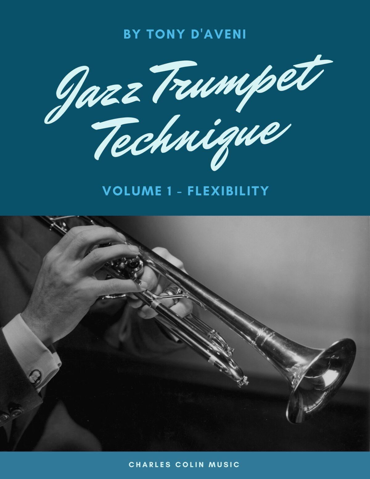 D'Aveni, Jazz Trumpet Technique Vol.1 Flexibility-p01