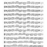 D'Aveni, Jazz Trumpet Technique Vol.2 Tonguing-p08