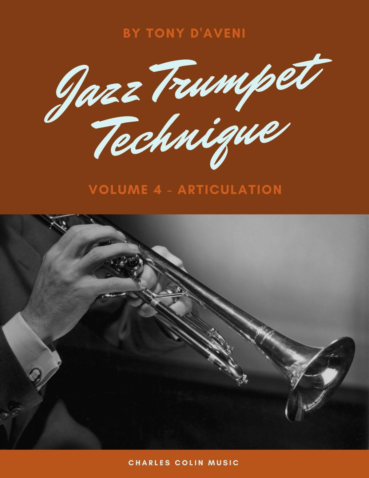 D'Aveni, Jazz Trumpet Technique Vol.4 Articulation-p01