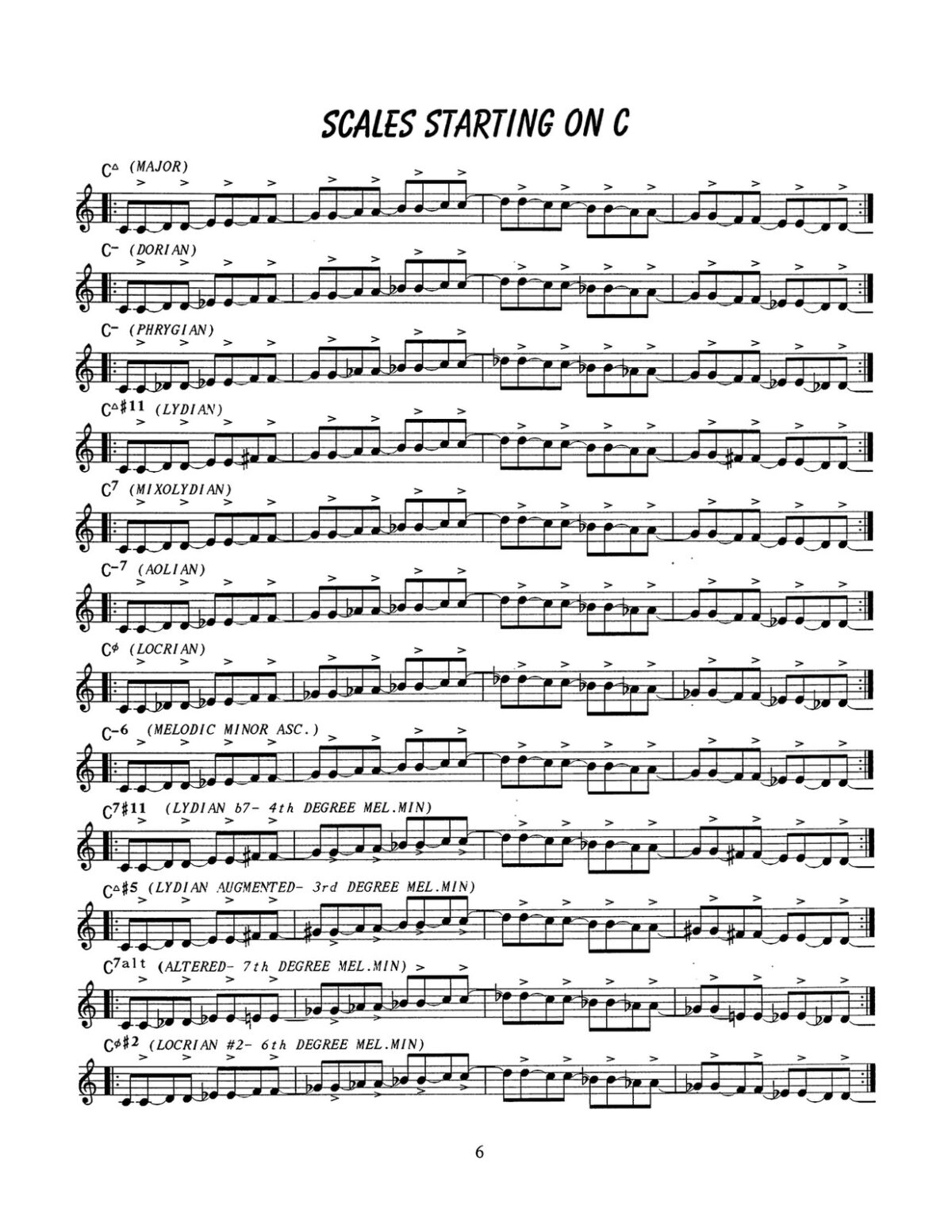 D'Aveni, Jazz Trumpet Technique Vol.4 Articulation-p08
