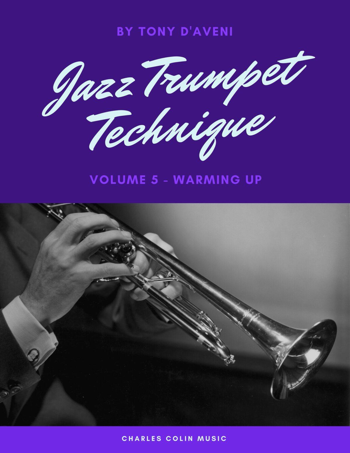 D'Aveni, Jazz Trumpet Technique Vol.5 Warming Up-p01