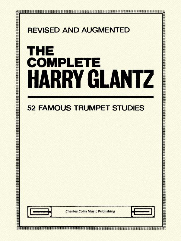 Glantz, 52 Famous Trumpet Studies