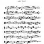 Glantz, 52 Famous Trumpet Studies 2