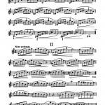 Glantz, 52 Famous Trumpet Studies 3
