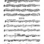 Glantz, 52 Famous Trumpet Studies 4