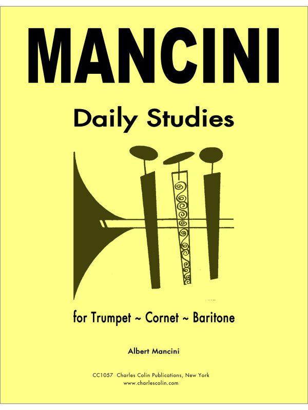 Mancini, Daily Studies