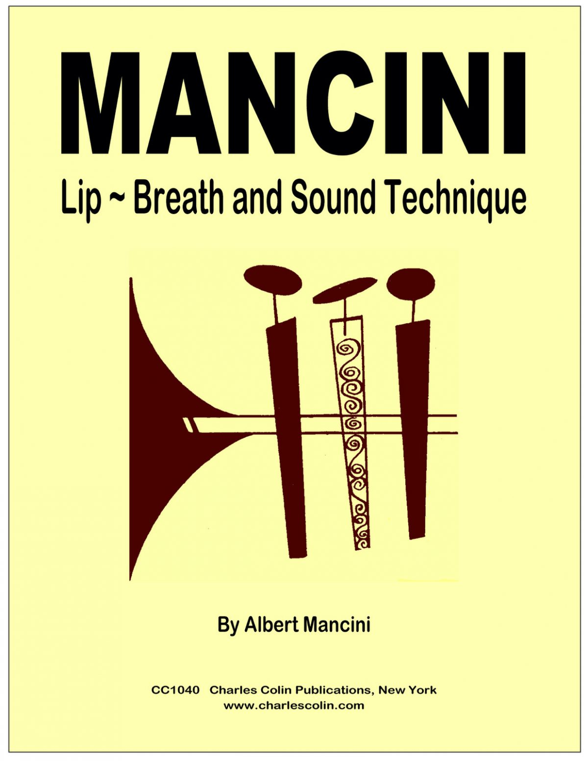 Mancini, Lip Breath and Sound Technique Letter
