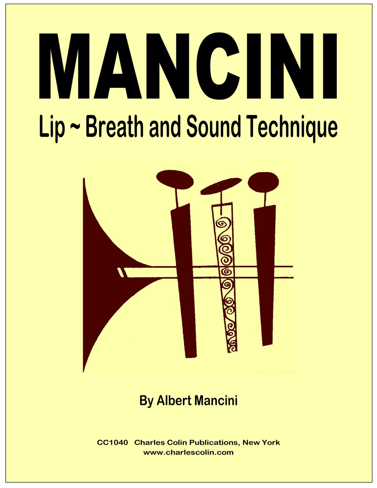 Mancini, Lip Breath and Sound Technique Letter
