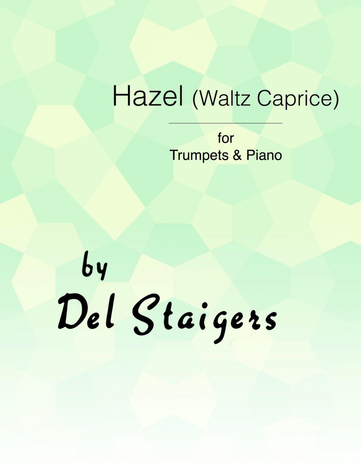 Staigers, Hazel (Waltz Caprice) Letter