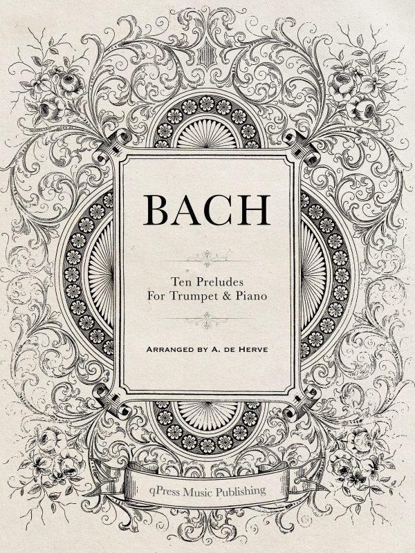 Bach, 10 Preludes