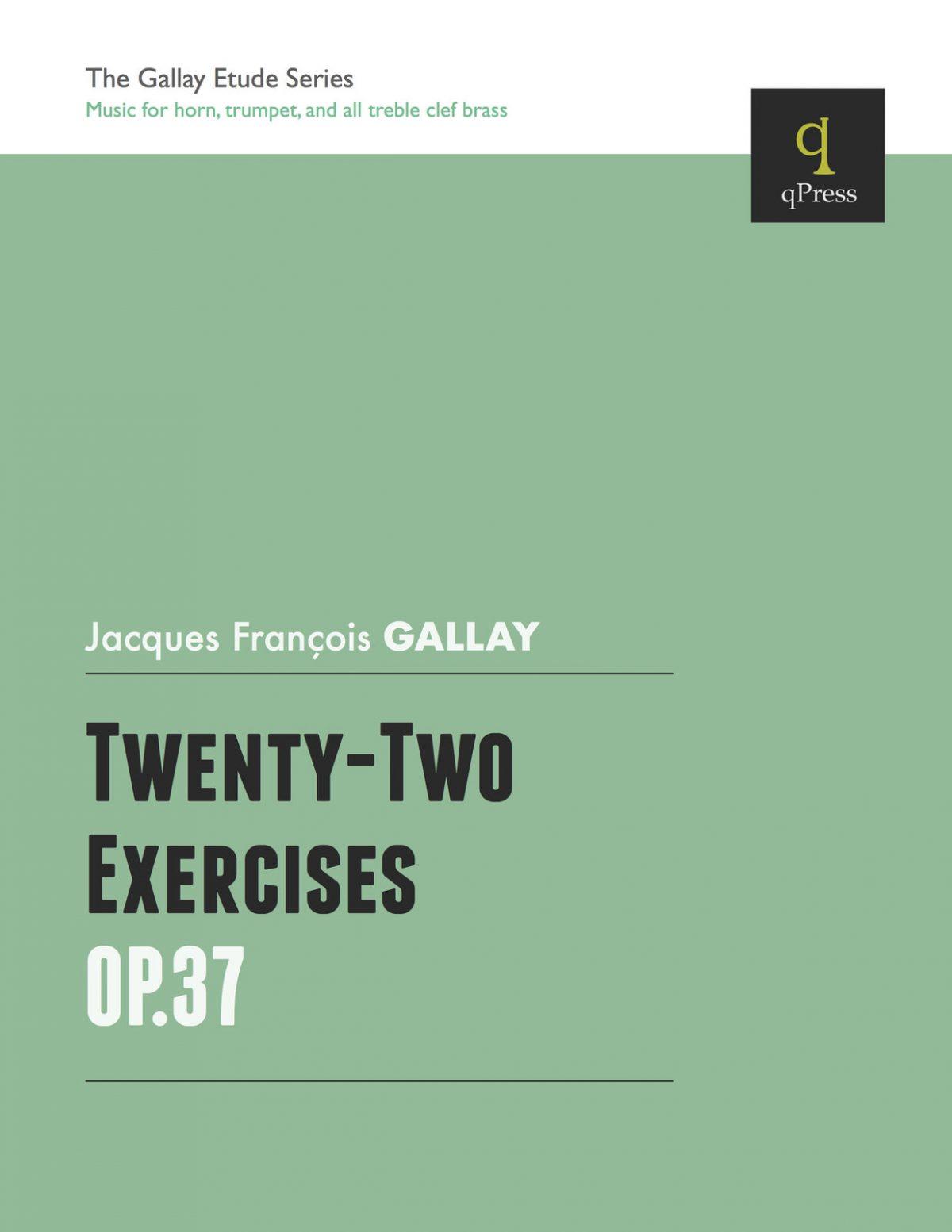 gallay-vingt-deux-exercices