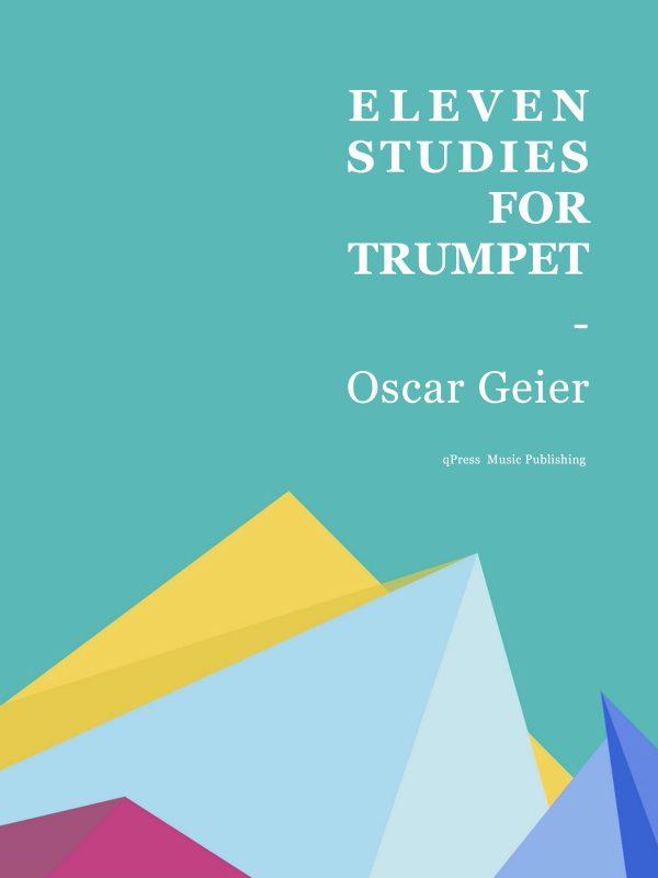 Geier, 11 Studies for Trumpet-p01