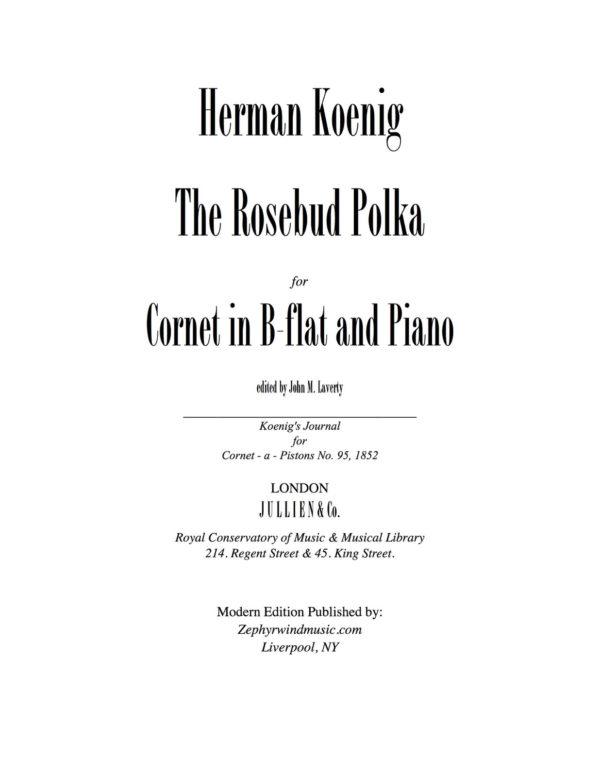 The Rosebud Polka
