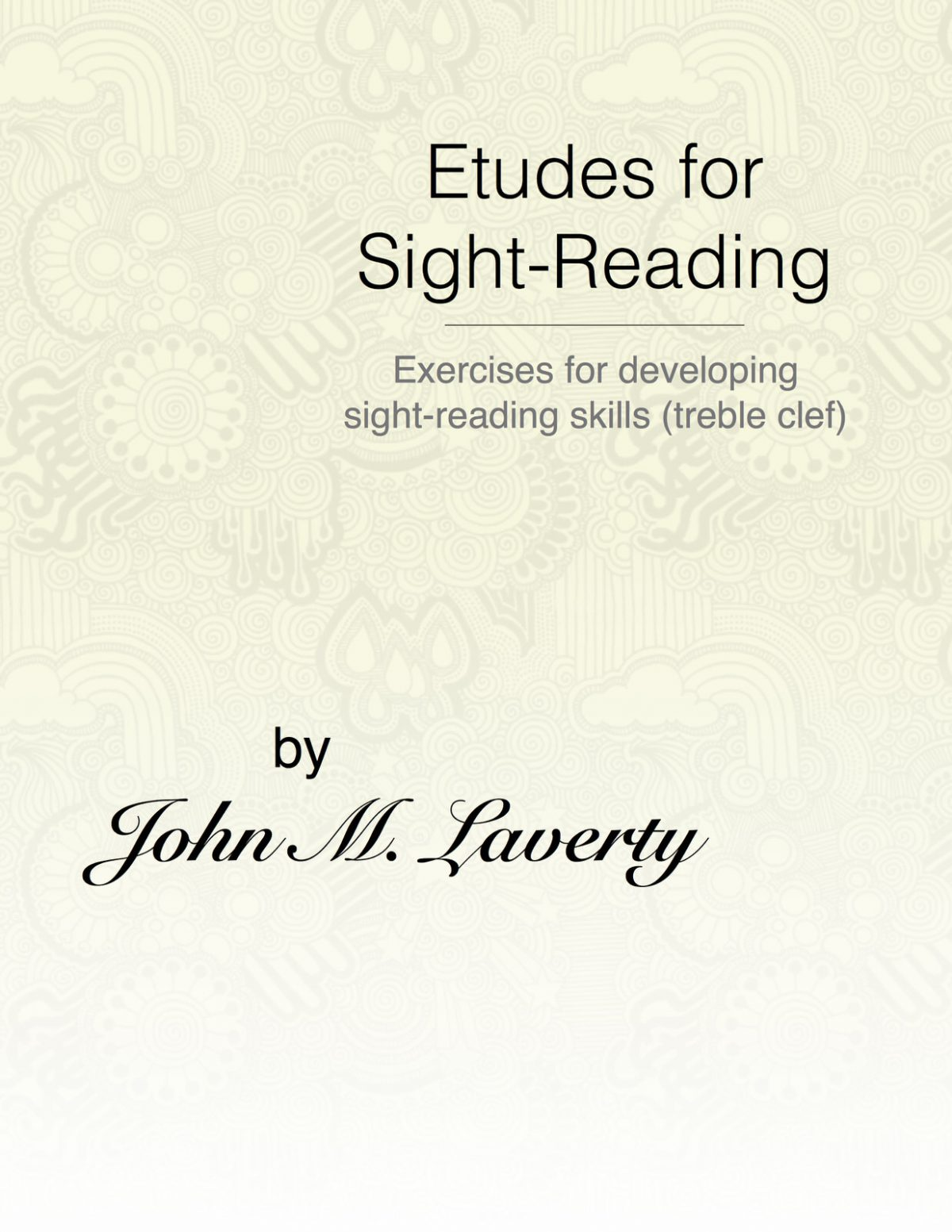 Sight-Reading Etudes