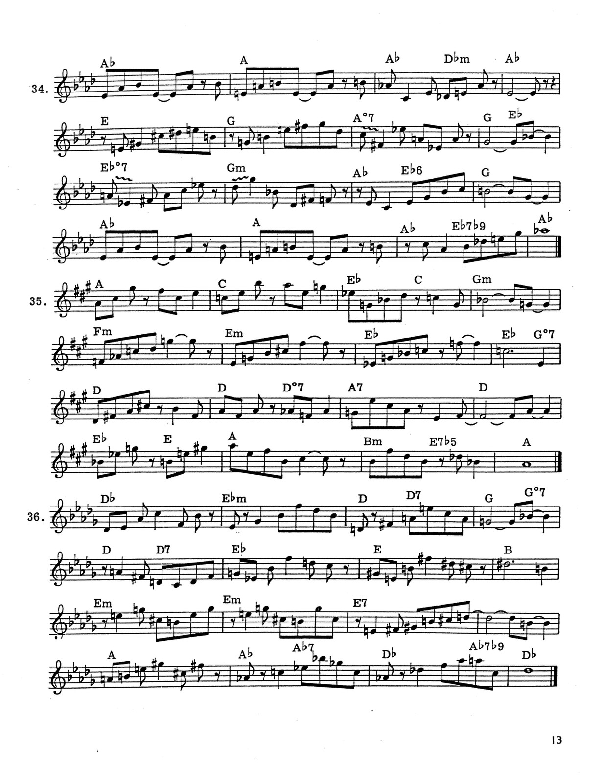 Allard, Advanced Rhythms 3