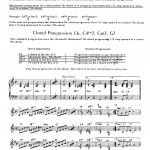 Bower, Chords & Progressions 5