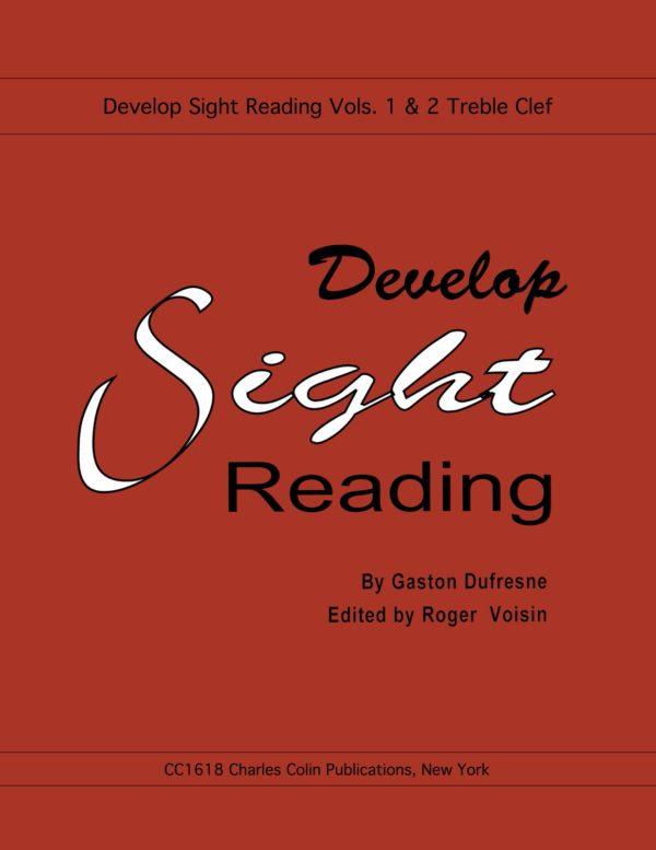Develop Sight Reading (Treble Clef)