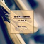 Faulx, JB, 20 Virtuoso Studies After Bach-p01