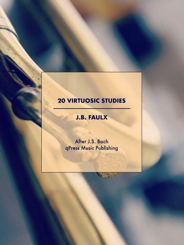Faulx, JB, 20 Virtuoso Studies After Bach-p01