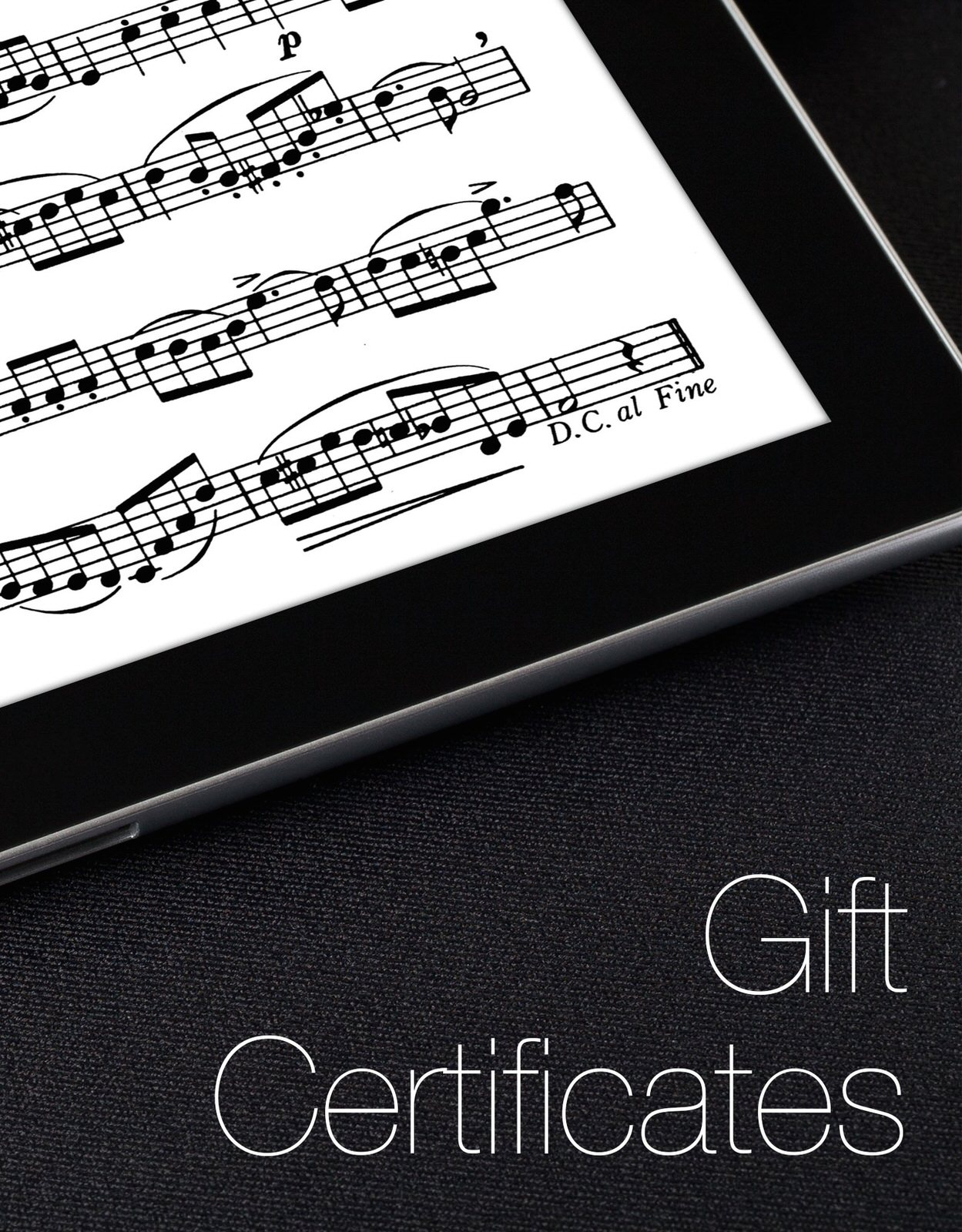 Gift Certificates-1