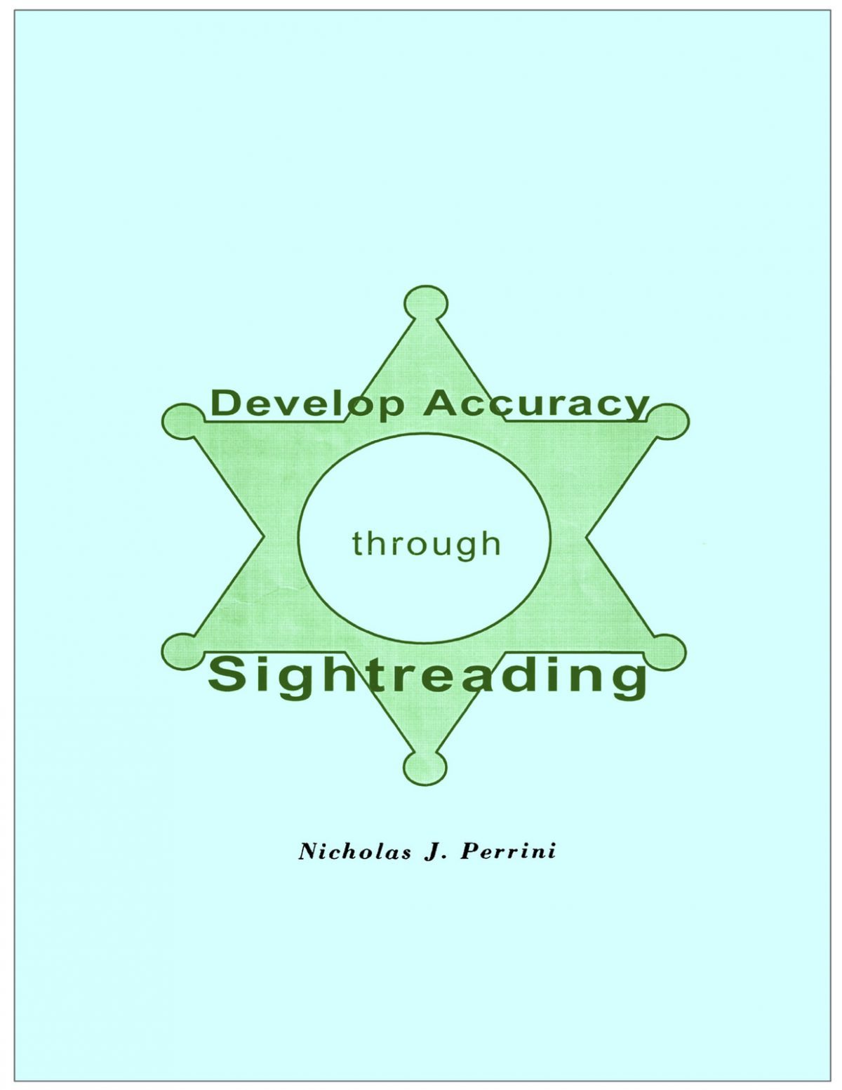 Perrini, Develop Accuracy Through Sight Reading