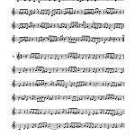 Vandercook, Etudes for Cornet or Trumpet-p03