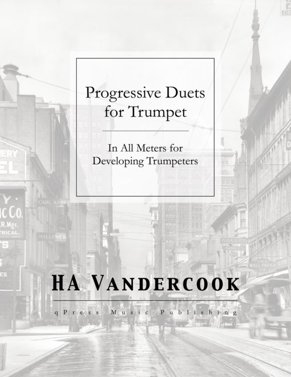 Progressive Duets for Trumpet